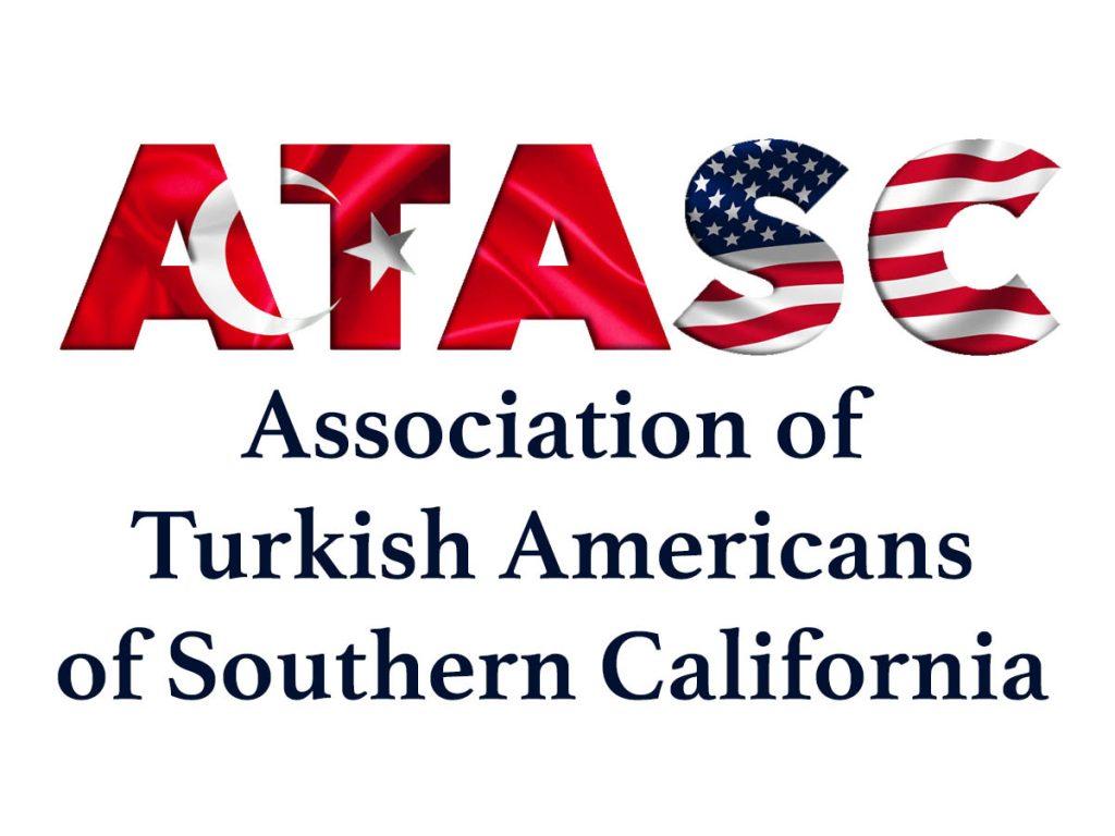 ATASC - American Turkish Association of Southern California   Logo