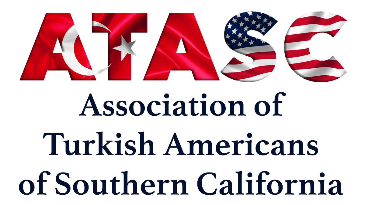 ATASC - American Turkish Association of Southern California | Logo